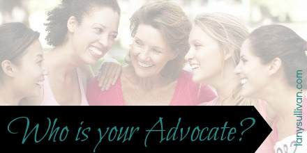 who's your advocate