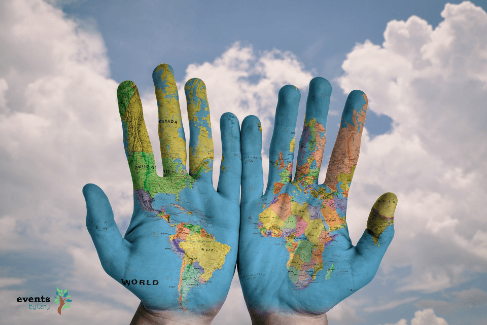Top 8 Tips for International Events